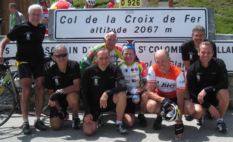 Sur les routes Alpestres du Tour de France 2015