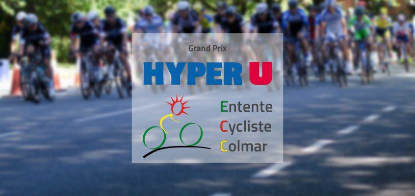 Notre prochaine organisation sur route, le Grand Prix HYPER U 2016