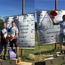 Deux titres pour le club aux Championnats VTT du Grand Est