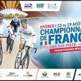 Championnat de France de Cyclisme sur piste.