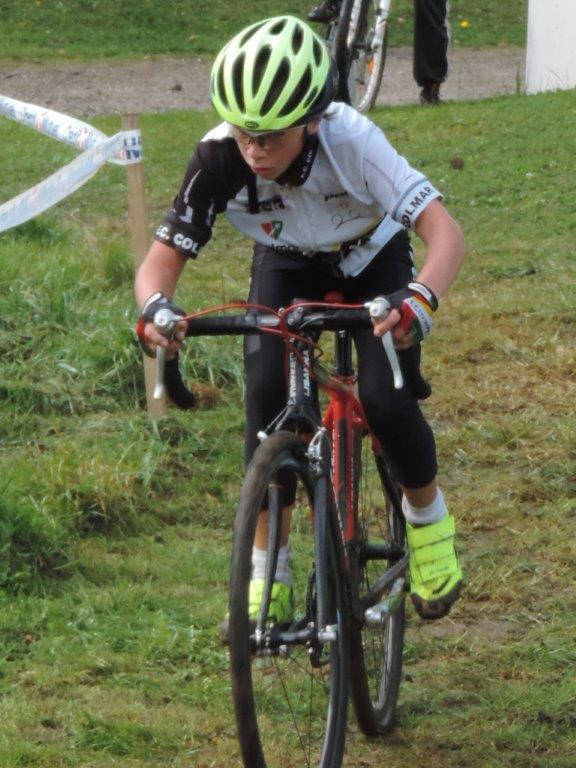 le Cyclo-cross de Saint Bernard