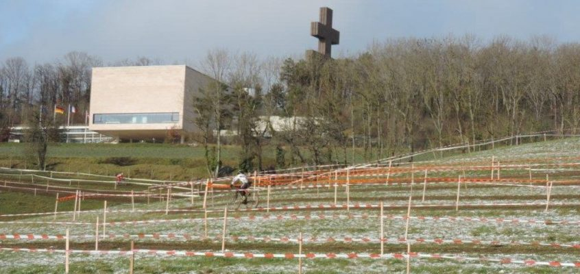 Championnat Grand Est à Colombey les deux Eglises.