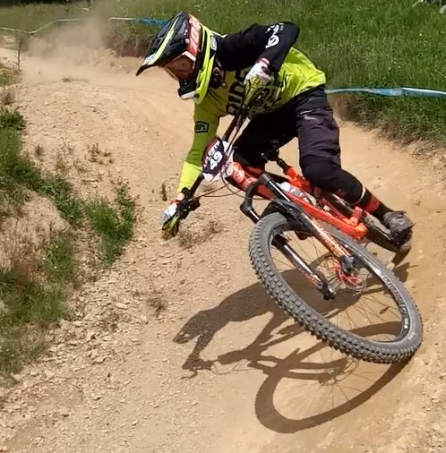 Les Performances d'Evan Gissler en VTT