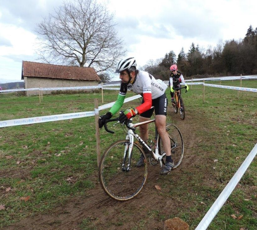 Cyclo-cross de Dambelin