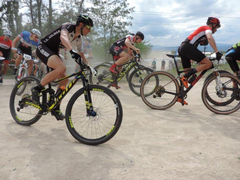Grands Prix Batibois à Ste Croix en Plaine