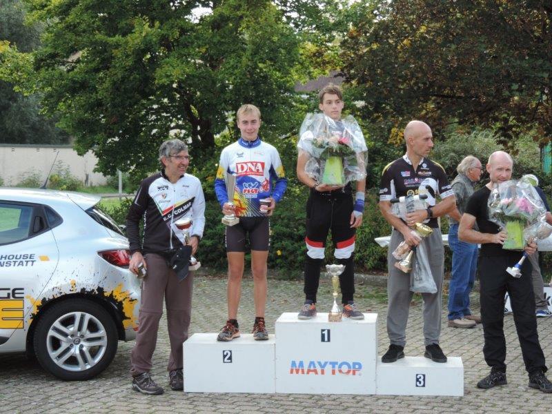 Cyclo-Cross de Morchwiller et Giromagny