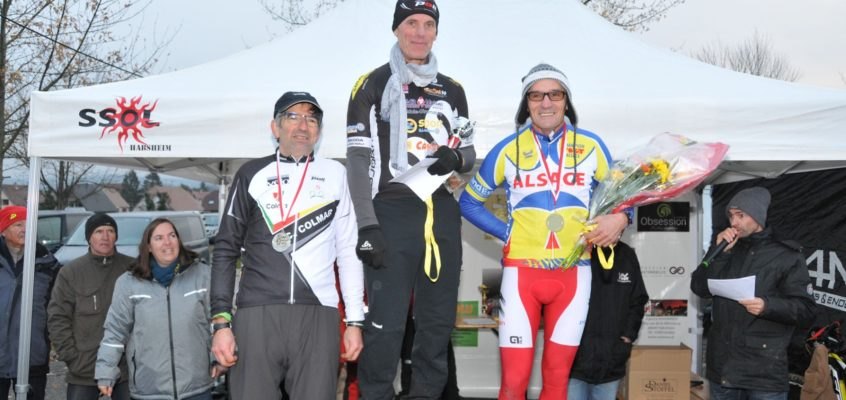 Cyclo-cross de Dambelin et Nifer