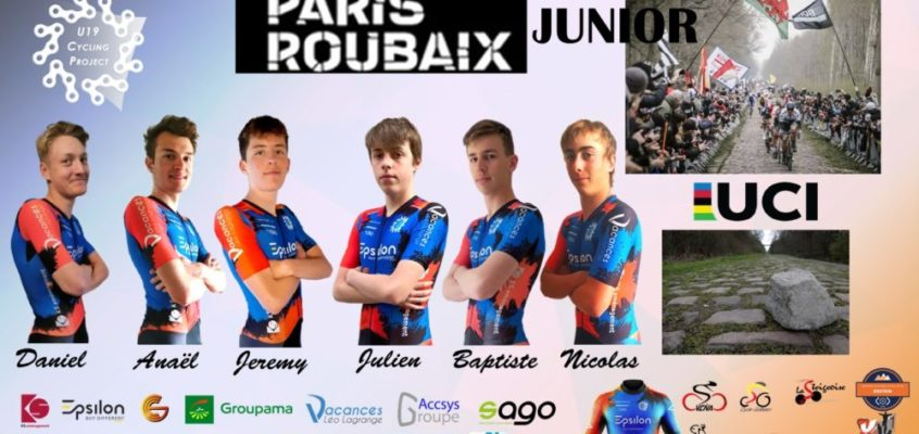 Paris Roubaix Juniors
