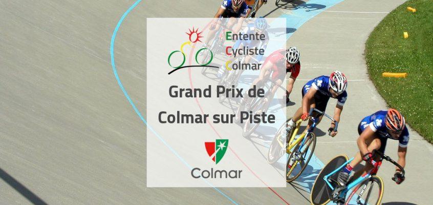 Venez nombreux assister au Grand Prix de Colmar au vélodrome du Ladhof