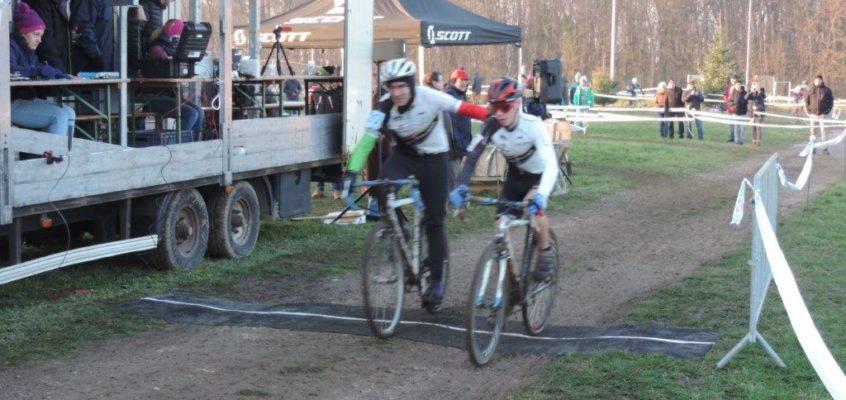 Cyclo-cross à l'Américaine d'Eckwersheim
