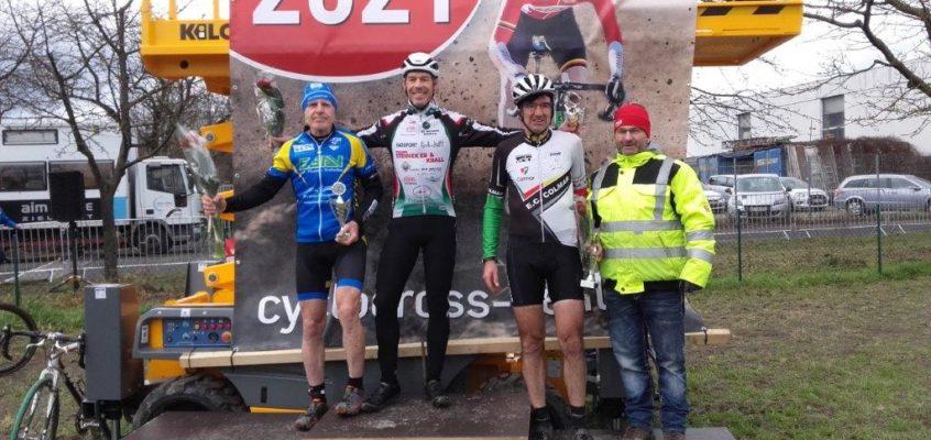 Cyclo-cross de Kehl et Coupe de France à Bagnoles de l'Orne.