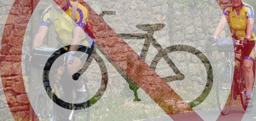 Le vélo choyé en juin, méprisé en octobre