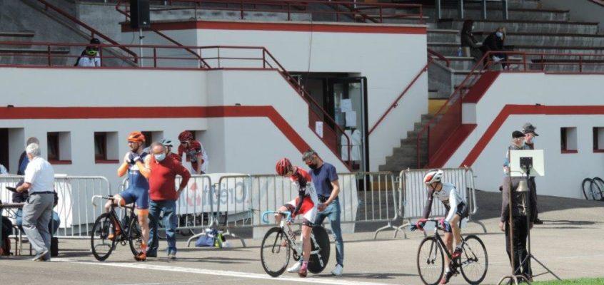 Première Manche du Grand Prix de Colmar