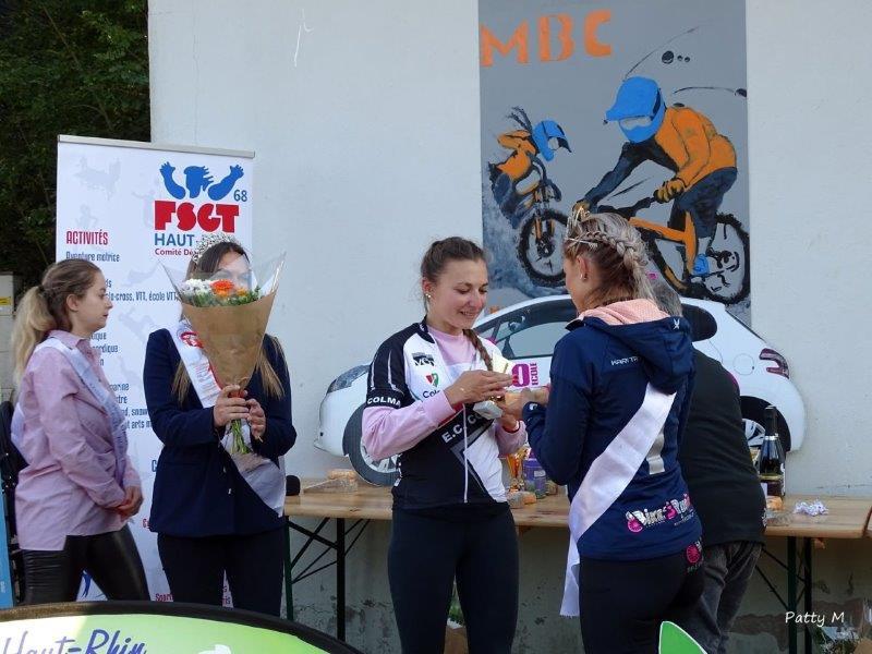 Trois podiums au Cyclo-Cross de Muhlbach sur Munster